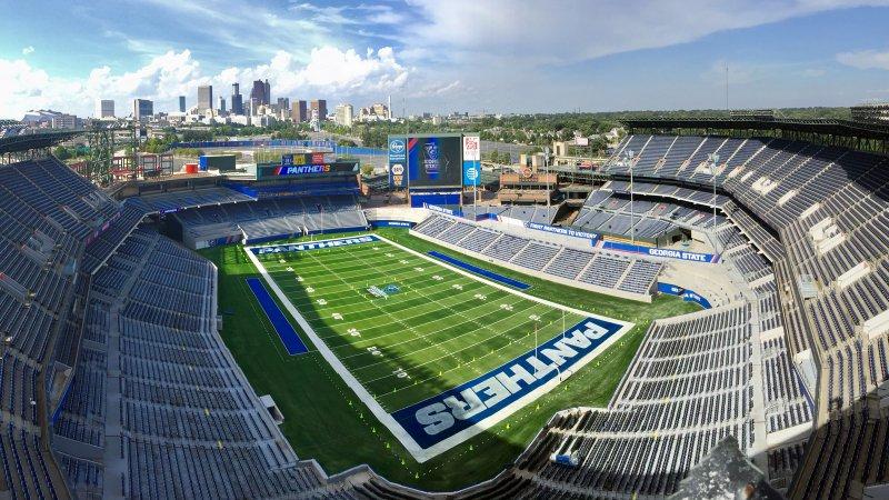 Atlanta Mercedes Benz Stadium >> Atlanta Commercial Real Estate Blog | CRE Expert PrefLLC » Mixed-Use Development