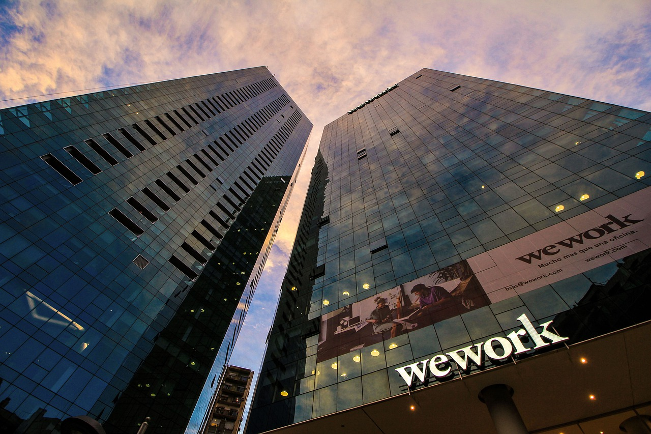 The WeWork model looks weak. What is the SoftBank Group to do?